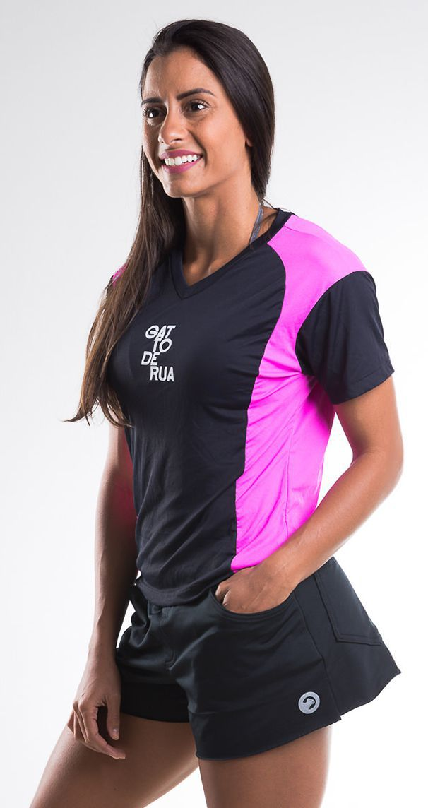 Camiseta Dry Fit - Feminina
