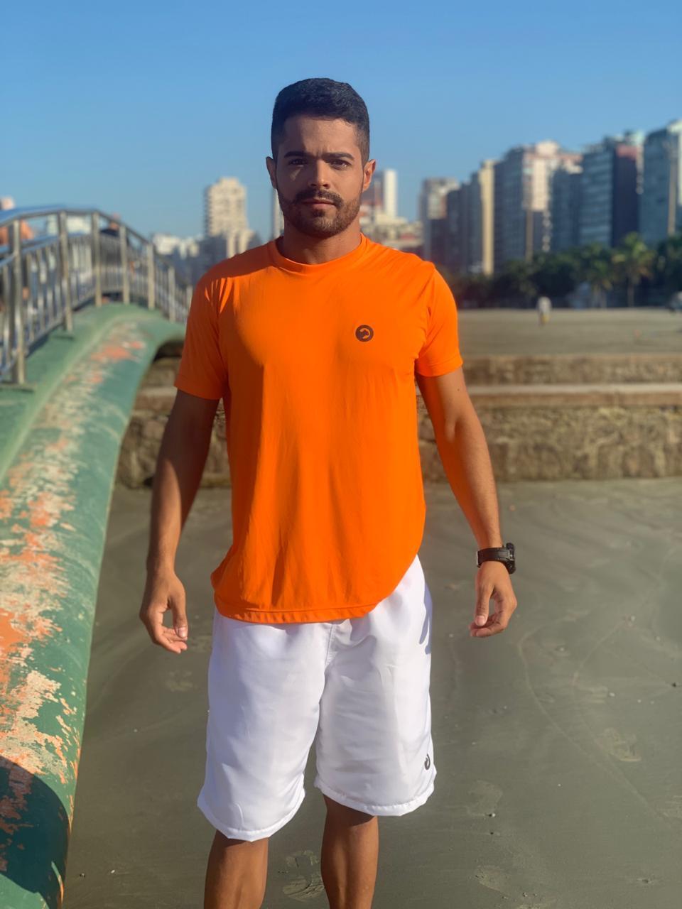 Camiseta Dry Fit Masculina