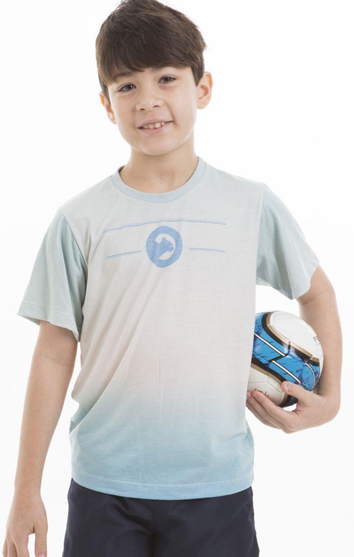 Camiseta Estampada - Infantil Masculina