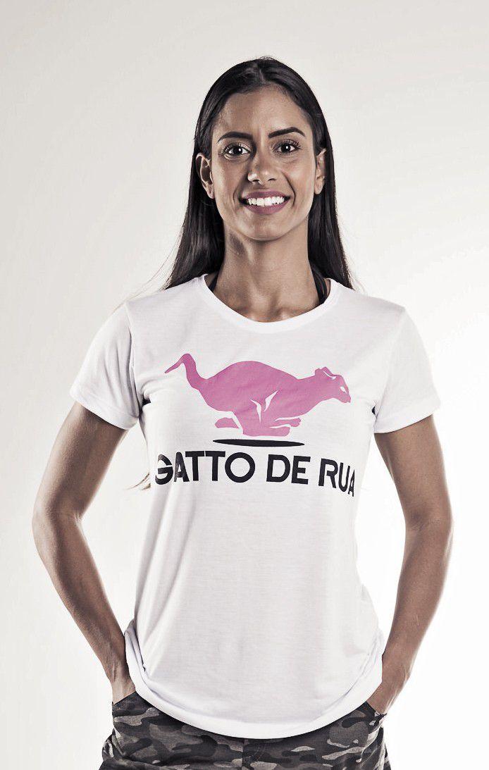 Camiseta  Modal Feminina