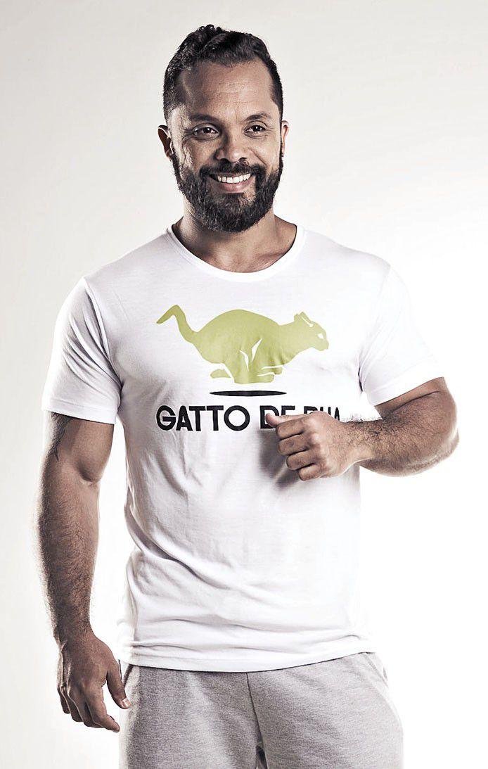 Camiseta Modal Masculina