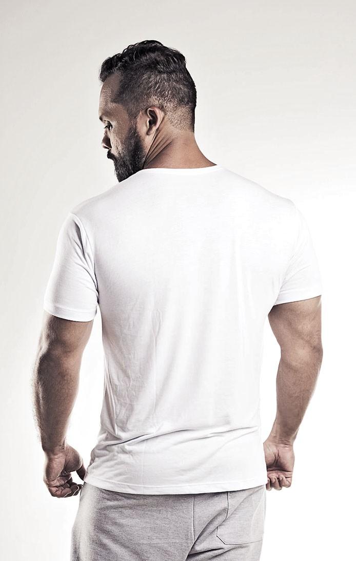 Camiseta Manga Curta Modal