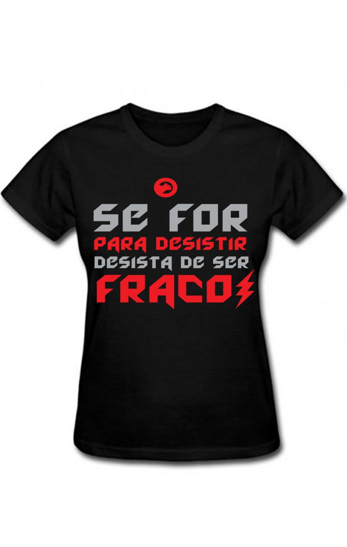 Camiseta Personalizada - Feminina