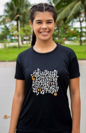 Camiseta Personalizada Feminina