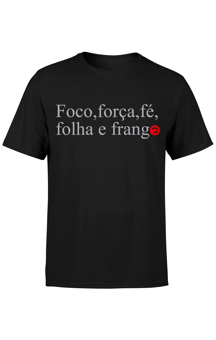 Camiseta Personalizada - Masculina