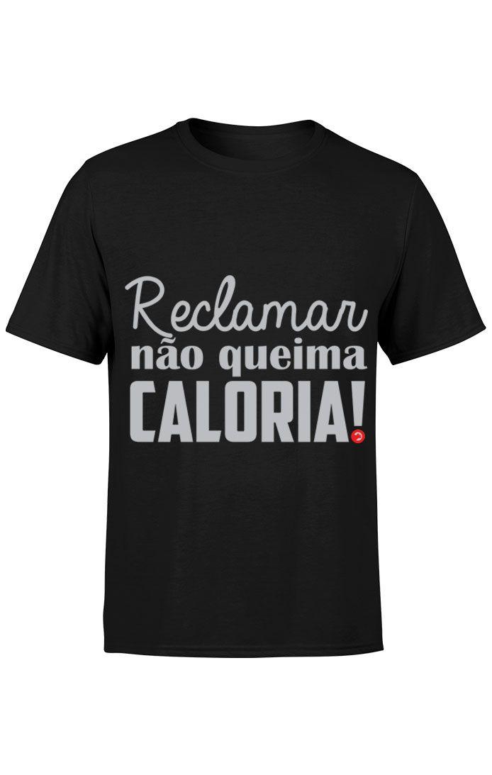 Camiseta Reclamar - Preta