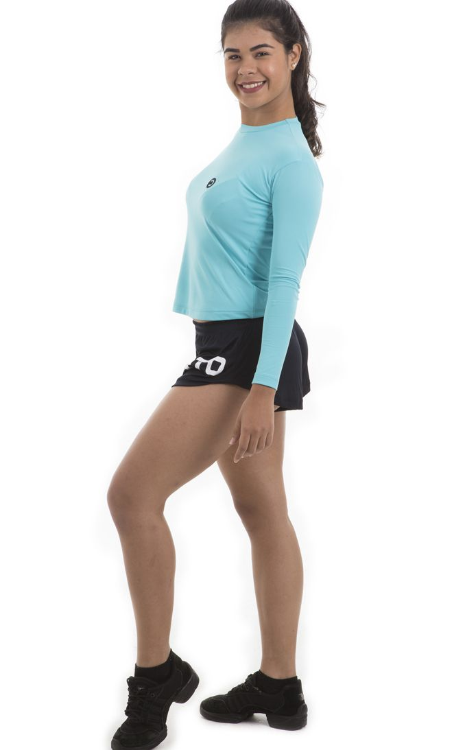 Camisa Manga Longa UV Feminina