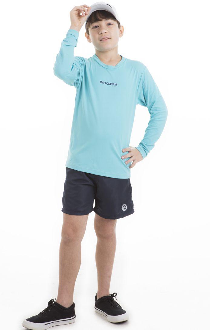 Camiseta UV - Infantil Masculina