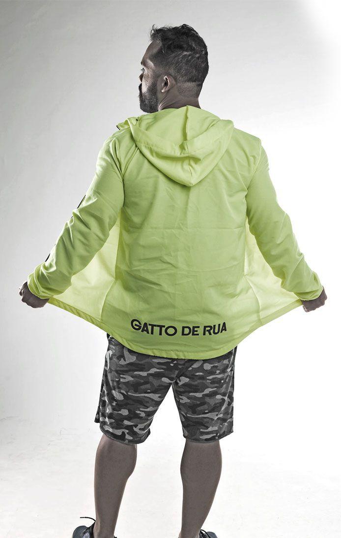 Jaqueta Corta Vento - Masculina