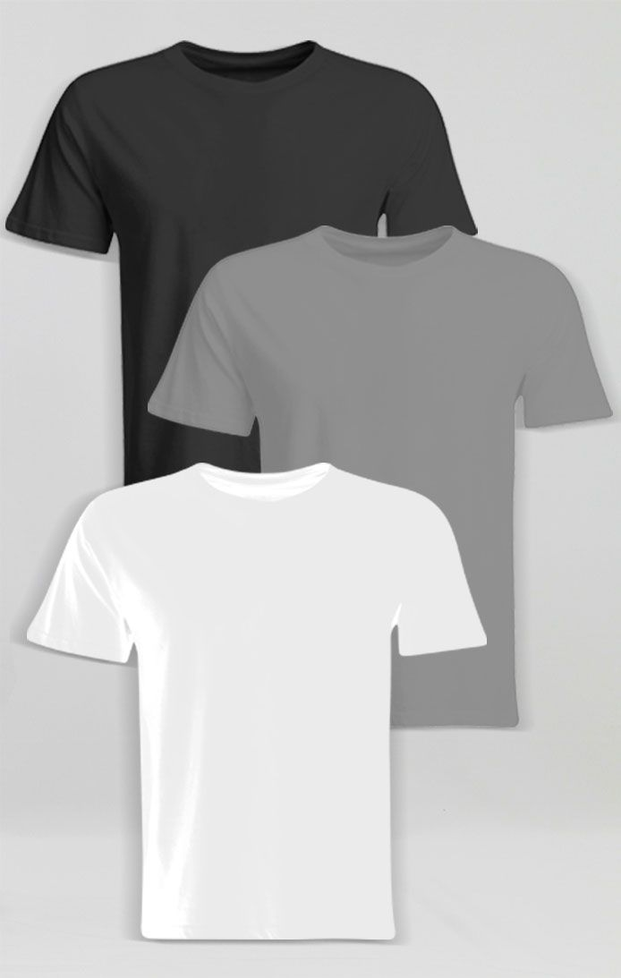 Kit Camiseta Basic