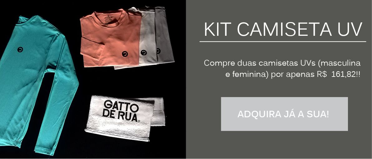Kit Camiseta UV