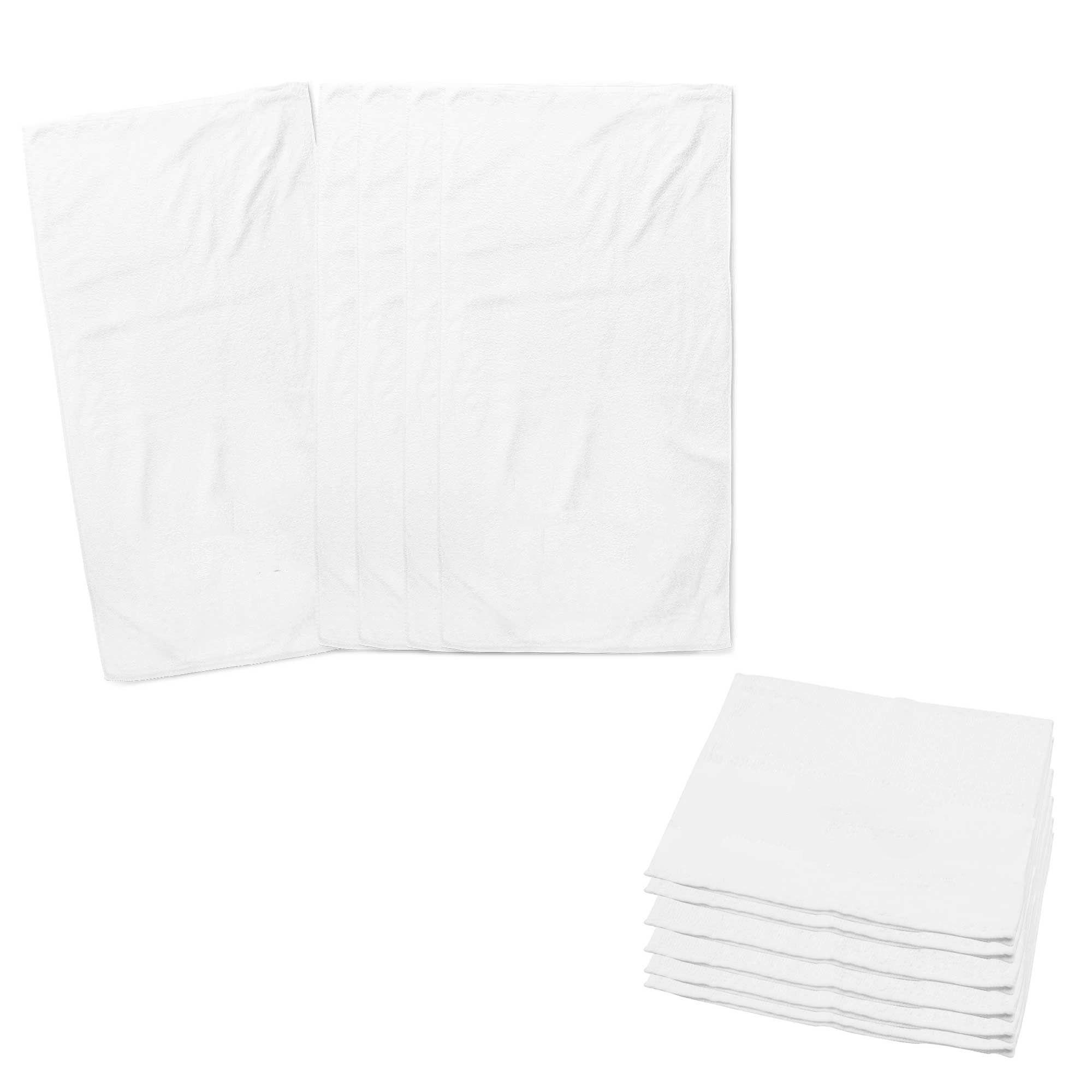 Kit toalha lavabo 10 peças