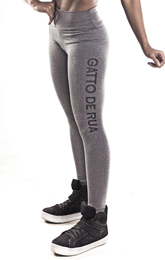 Legging - Cinza