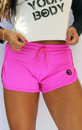 Shorts Dry Fit Feminino