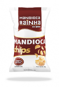 CHIPS DE MANDIOCA 50GR
