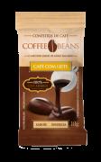 COFFEE BEANS CAFE COM LEITE 10GR DP 15 UNID
