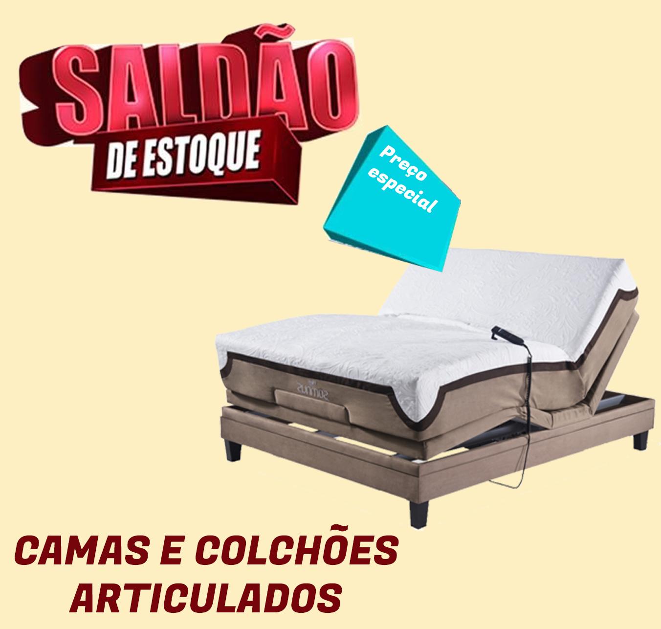 47a66654b Cama Articulada Saga Brasil