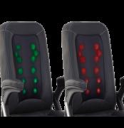 Cadeira de Escritório Massagem Shiatsu Prime