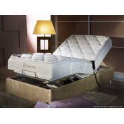 Cama Dreams Herval para Box Articulado MH-1430 - Molas - 23 cm de altura
