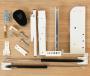 Kit de Ferragens Casal Vertical - Linha New White - Isobed - Cama Retrátil