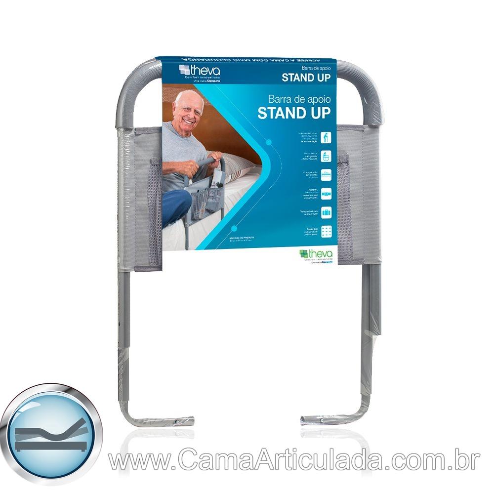 Barra de Apoio Lateral para Cama Stand Up