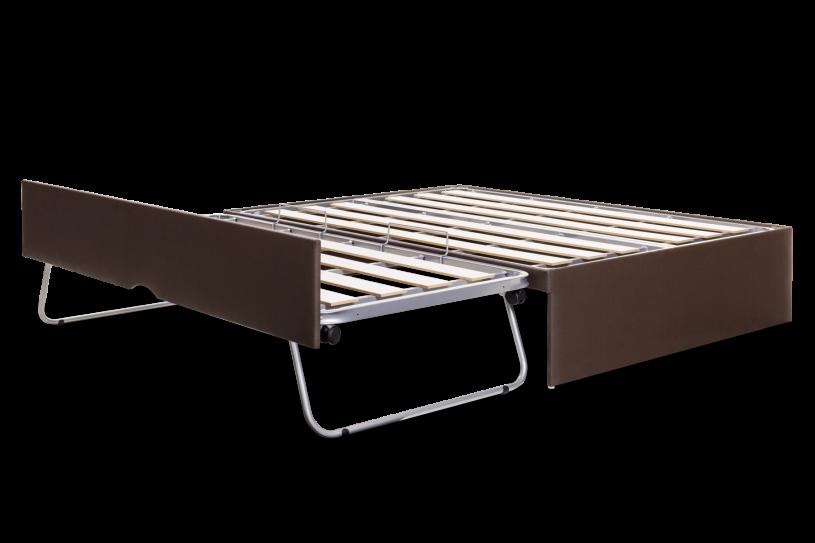 Box Bicama Flat Casal (com cama auxiliar)