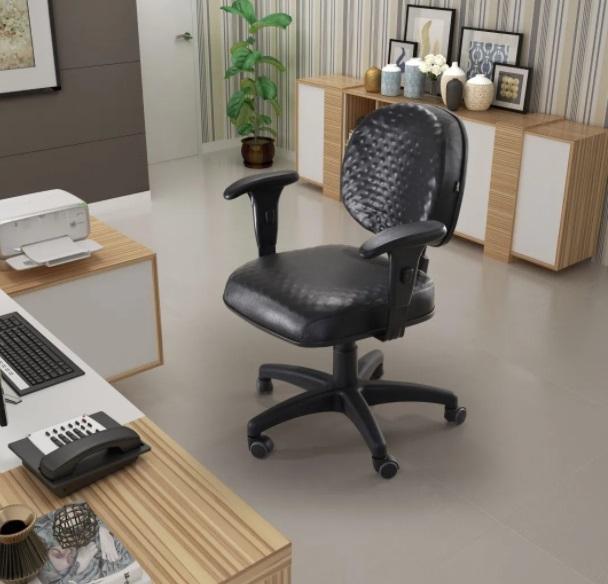 Cadeira Secretária com Magnetos e Infravermelho longo