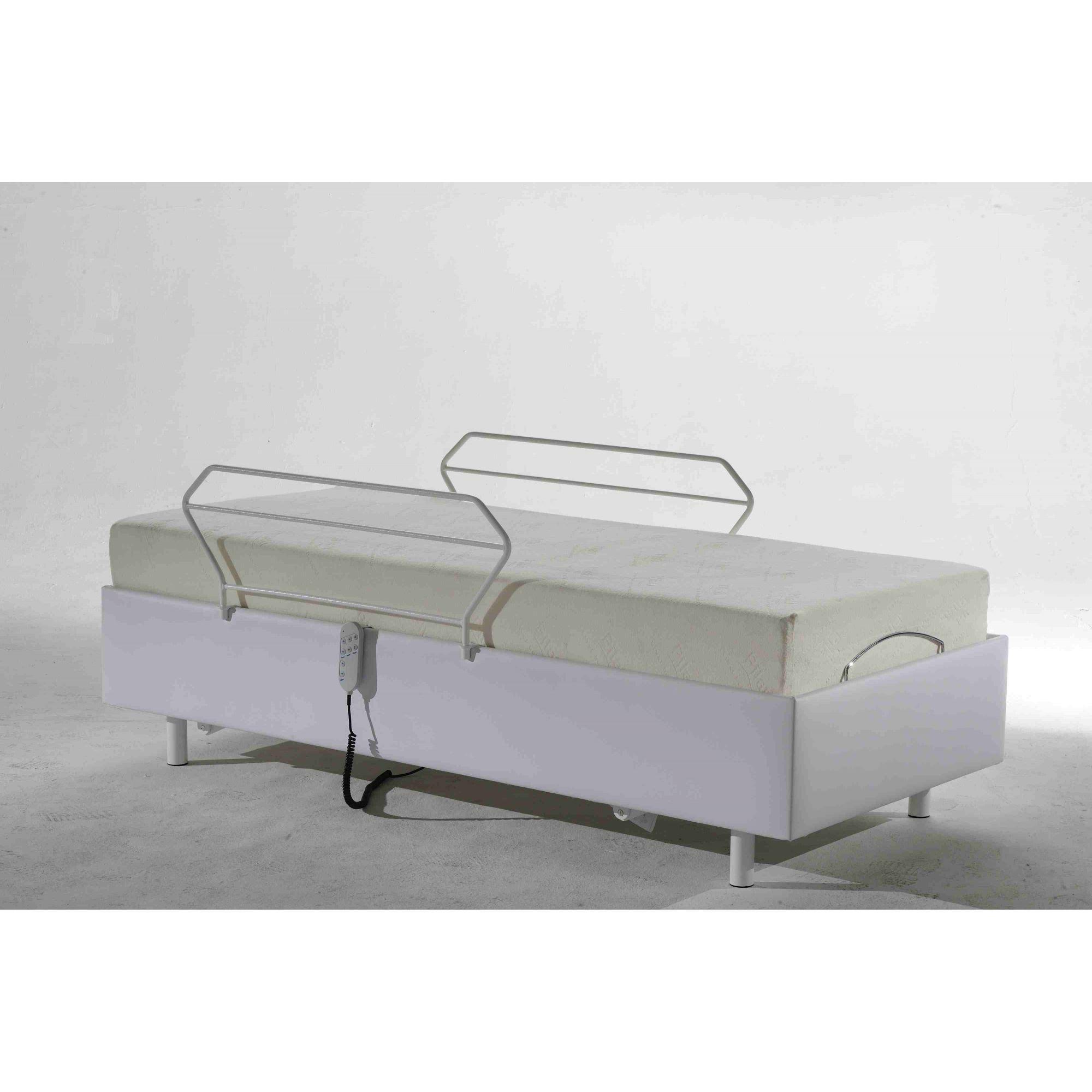 Cama Articulada Pilati Comfort Elevação com Ajuste de Altura