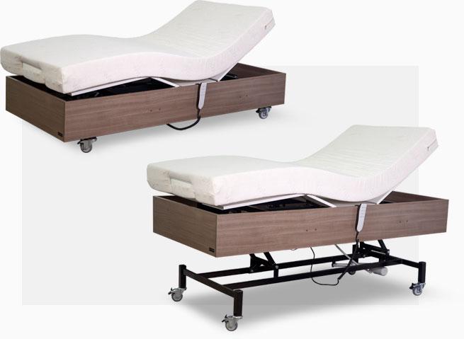 Cama Box MDF com Elevação Vertical (3 movimentos) - Wise Comfort