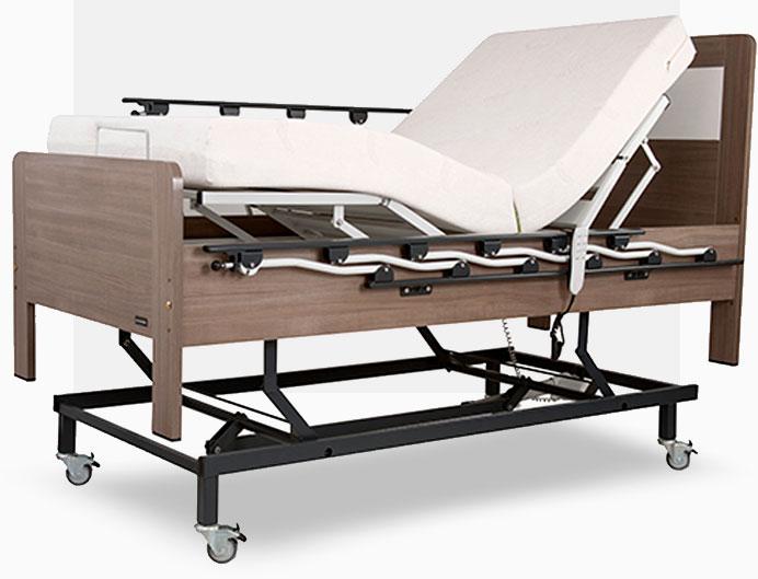 Cama Clássica Wise Comfort com Elevação Vertical (sem Colchão)