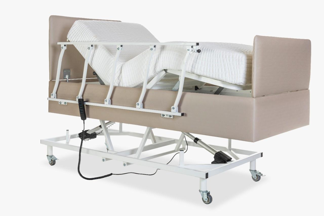 Cama Comfort - 5 Movimento com Elevação Pilati