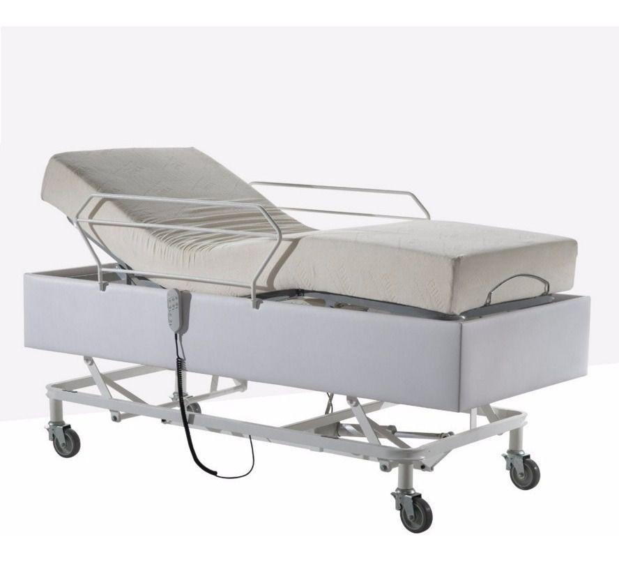 Cama Motorizada Comfort Pilati 90x200 Branca