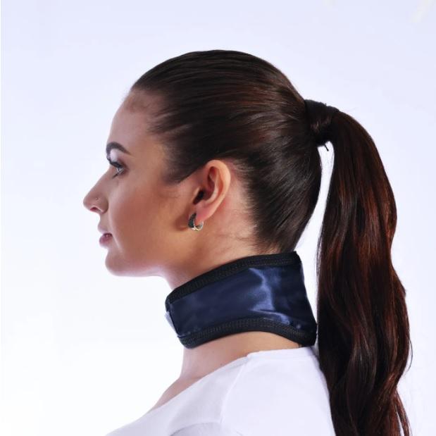 Colar Cervical com Magnetos e Infravermelho longo