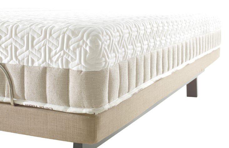 Colchão 100% Látex Natural Gel - LatexFoam (USA) 25cm de altura