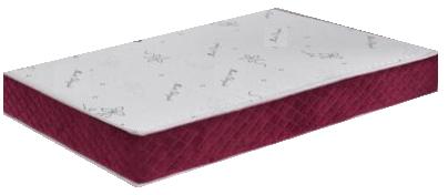 Colchão Ortopédico Isobed Generation 18cm - Terapêutico, com Magnetos e Infravermelho Longo