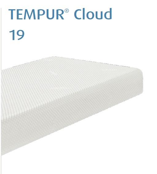 Colchão Tempur Cloud - 19cm