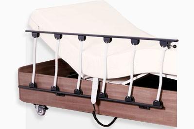 Grade Basculante de Proteção Lateral  - Wise Comfort