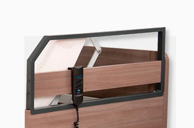 Grade Semi-fixa de Proteção Lateral  - Wise Comfort