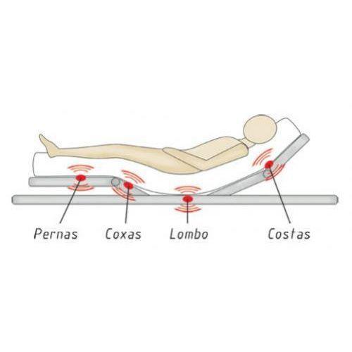 Kit de Massagem para Camas - Articuladas e Convencionais Pilati