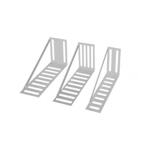 Kit Mini Frame e Extensor com Parafusos para Fixar Cabeceiras no Box Pilati