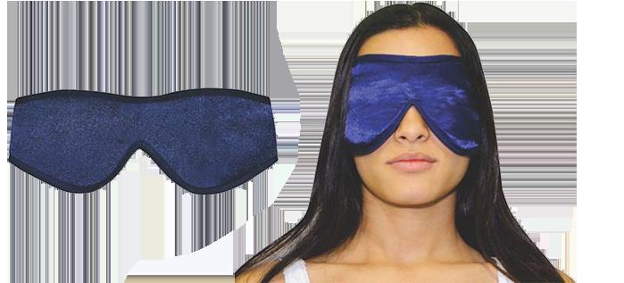 Máscara de Dormir com Magnetos - Saga Brasil
