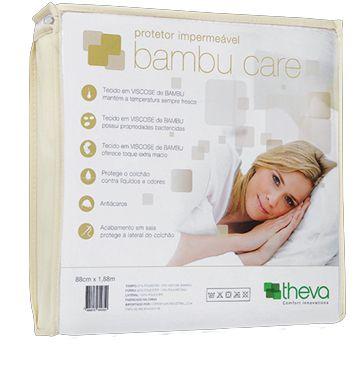 Protetor para Colchão Bambu Care
