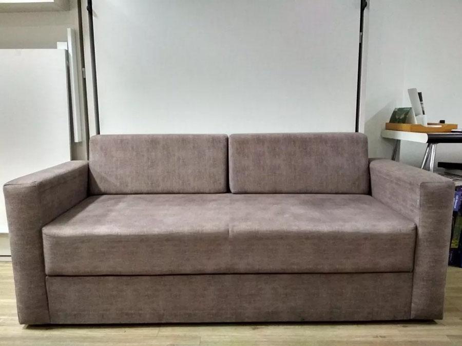 Sofá para cama Casal Vertical  Retrátil