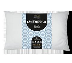 Travesseiro Basic Médio - Latex Foam
