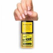 Base Super D-Tone Fortalecedor SOS Unhas Top Beayty 7ml