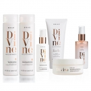 Braé Divine Liso Absoluto Kit Completo (6 Itens)