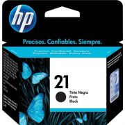Cartucho Hp 21 black
