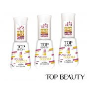 Combo 3 Base Secante Piscou Secou Top Beauty 9ml - cada