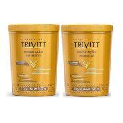 Combo Máscara Hidratação Intensiva Trivitt