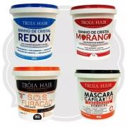 Cronograma Capilar 4 Hidrataçao Qatar Hair